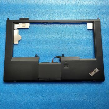 New Original for Lenovo Thinkpad T430 T430I Palmrest KB Cover Keyboard Bezel Upper Case with Fingerprint Touchpad 04W3691
