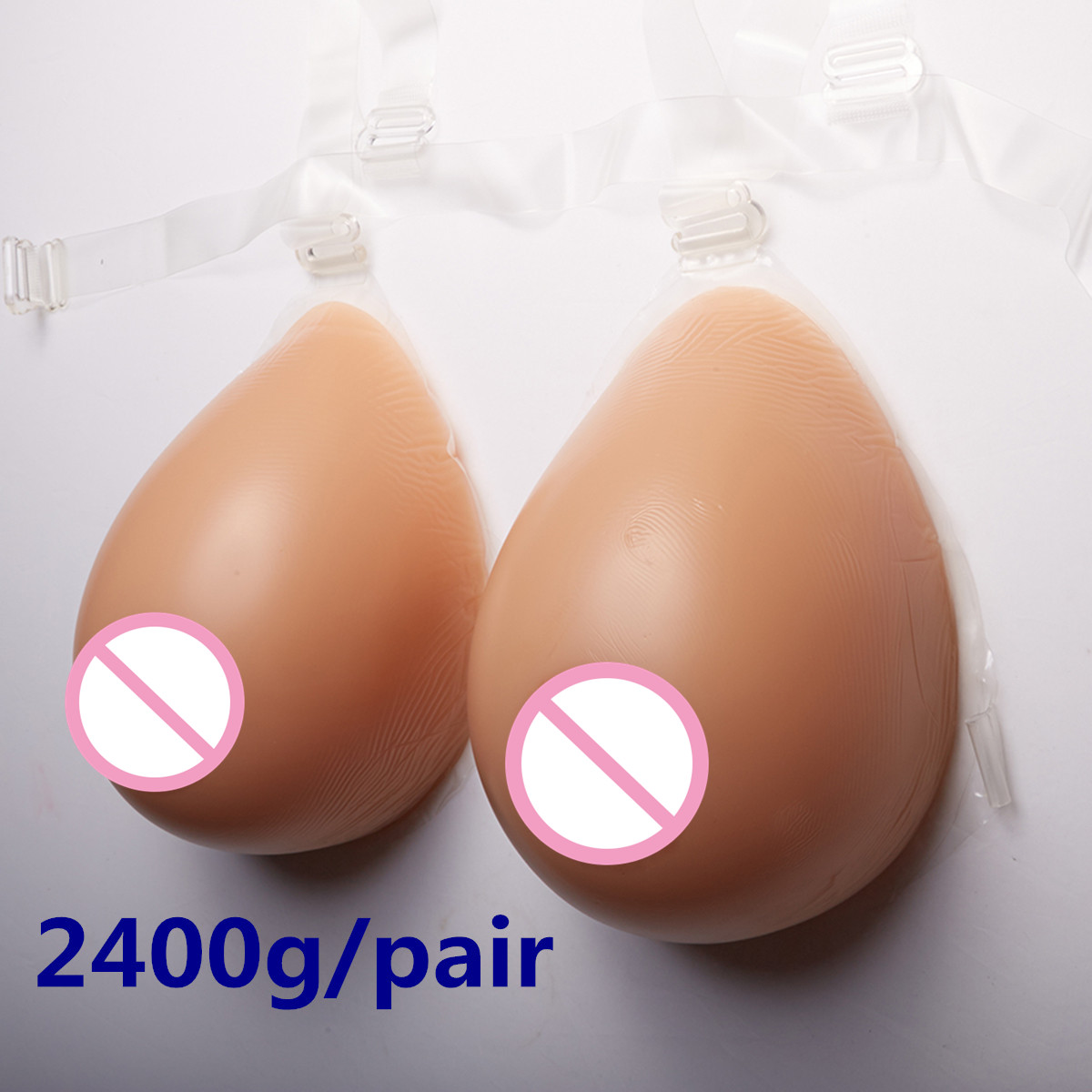 Transgender Silicone Breast  2400g/pair Brown Realistic Breast Forms Artificial Breast Fake BoobsTransgender Silicone Breast  2400g/pair Brown Realistic Breast Forms Artificial Breast Fake Boobs