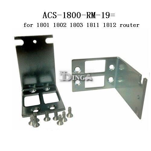 Free Shipping Acs 1800 Rm 19 Rack Mount Kit For Cisco 1801 1811