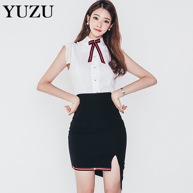 Popular White 2 Piece Dress Suit-Buy Cheap White 2 Piece Dress ...