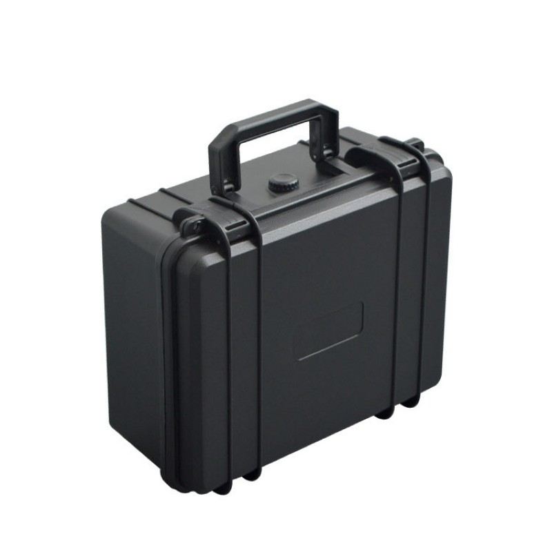 ABS Plastic Tool Box Waterproof Safety Case Outdoor Vehicle Kit Box Sealed Safety Equipment Case Outdoor Safety Equipment