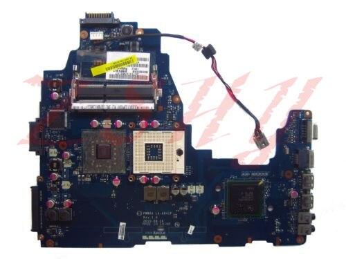 Pour TOSHIBA Satellite C660 ordinateur portable carte mère GL40 DDR3 K000128340 PWWAA LA-6841P livraison gratuite 100% test ok