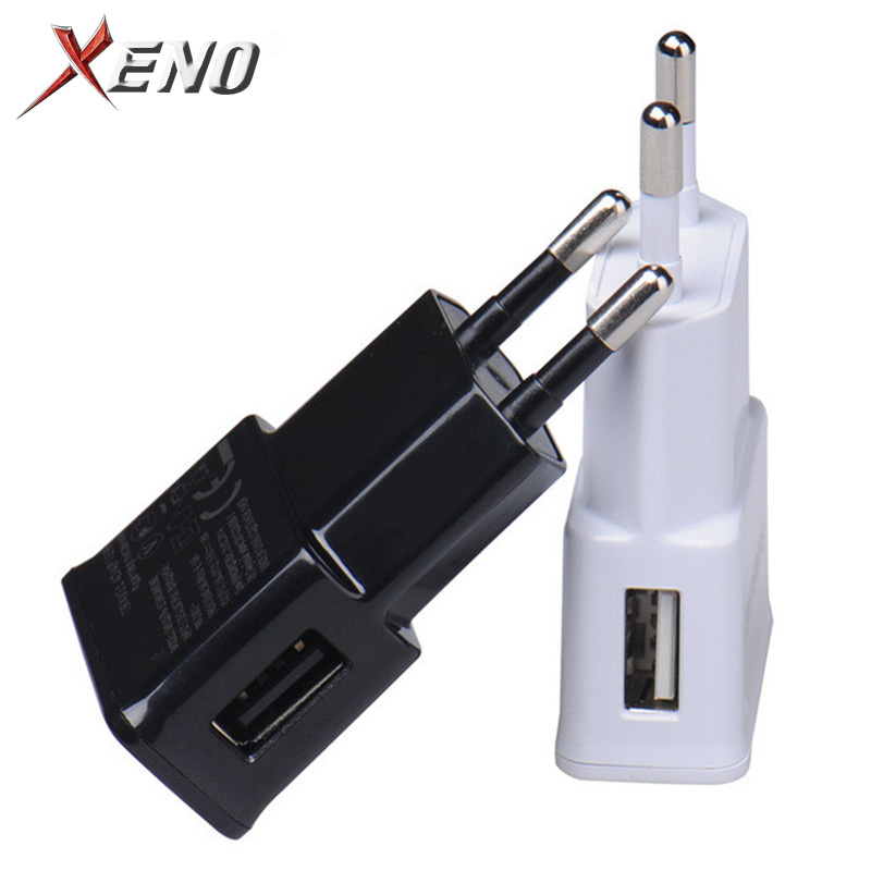 5V2A EU Plug Usb Charger Mobile Phone Fast Charger For IPhone Android Huawei Samsung Charger Oneplus Charging 5V 1A For Xiaomi