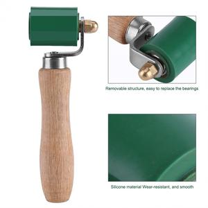 Image 3 - יד רולר 40mm סיליקון טמפרטורה גבוהה עמיד תפר יד לחץ רולר קירוי PVC ריתוך כלי