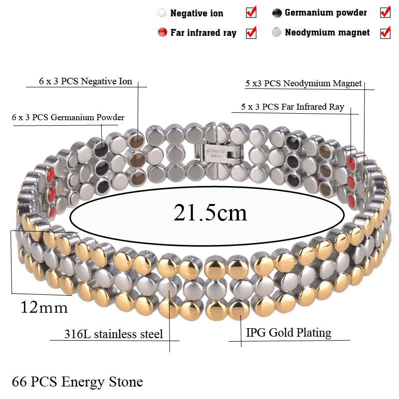 10255 Magnetic Bracelet Details_1