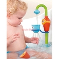 1 piece battery bath taps play toy baby buttressed music spray shower spray water pump for shower funny playing multicolor
