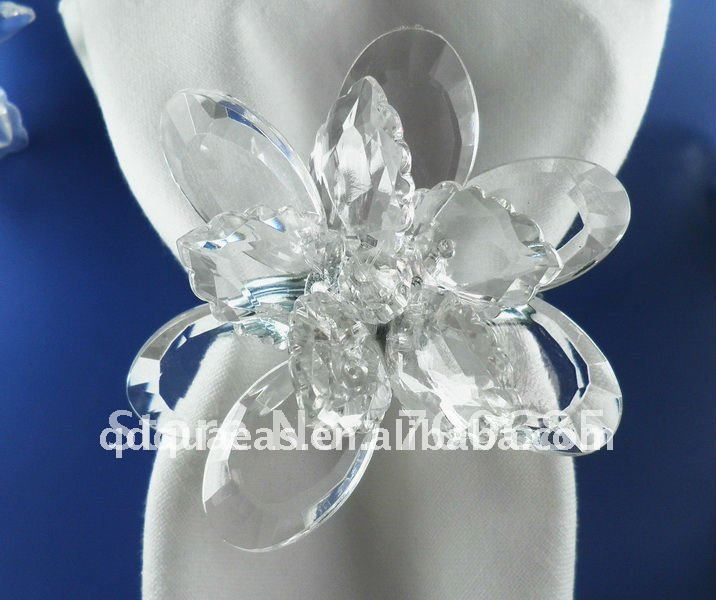 napkin ring/acrylic napkin ring/aliexpress sell