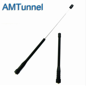 Antena uhf SMA hembra antenas telescópicas compatible for TYT Baofeng UV 5R UV 5re serie BF-uvb2 BF-888s