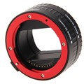 FW1S RED Auto Focus Macro Extension Tube Adapter 10MM 16MM for Sony E-Mount NEX