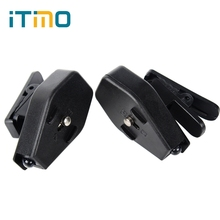 iTimo Night Light Button Cell Led Bulbs LED Eyeglass Clip On Flexible Universal Adjustable Book Reading Lights Mini