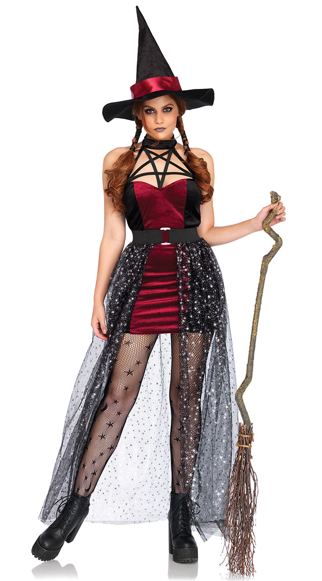 Simply ridiculous. sexy witch halloween costume All