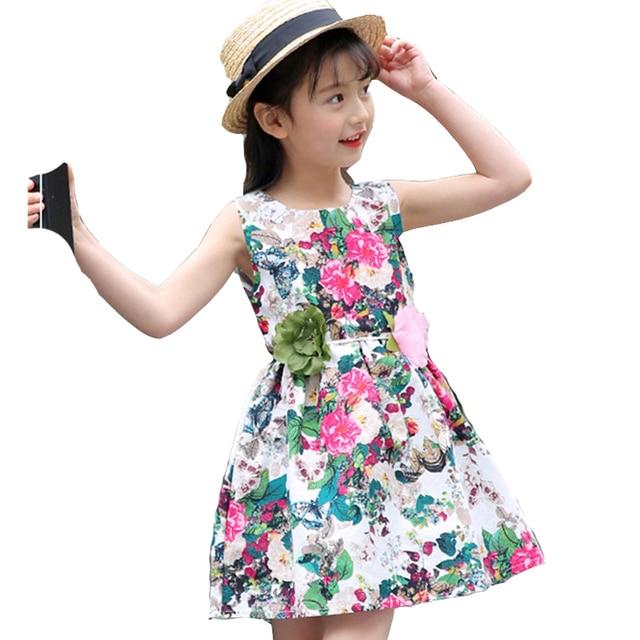 S Dresses Cotton Linen Princess For Ball Gowns Sleeveless Party Wedding Summer Fl