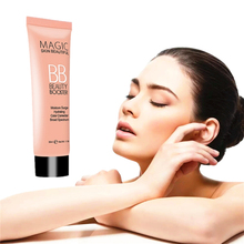 Multi effect BB Cream Liquid Foundation Makeup Primer 3 In 1 Base Maquiagem  Make Up  Corrector Nude Cosmetics 35ml bioaqua brand 2 in 1 base makeup bb cream primer foundation make up flawless maquiagem whitening cosmetic corrector naked makeup
