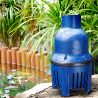 JEBAO LP 45000 extra large flow submersible pump High power circulating filtering pump for KOI pond Pond pipe pump