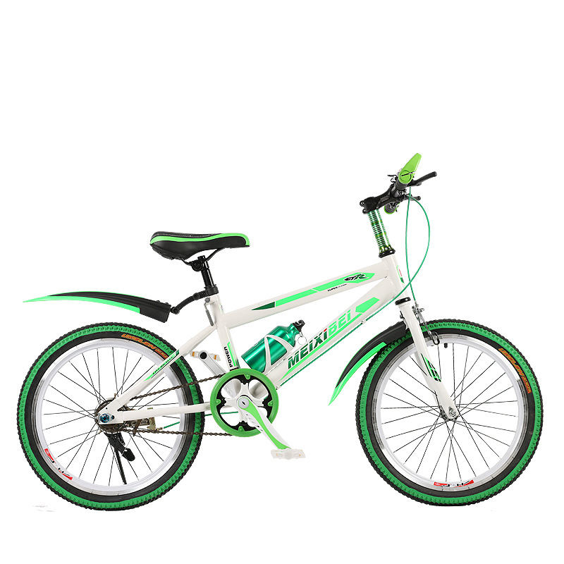 2018 Special Offer Real 16kg 120kg 18kg Carbon Fibre 0.03 M3 Children Outdoor Sports Bicycle Kid's 20,22 Inch Boys Girls Brake