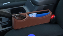 Lapetus Seat Side Multifunction Container Storage Box Phone Tray Accessory Cover Trim 1 Pcs For Peugeot 3008 / 5008 GT 2 Colors