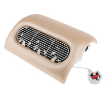 Adjustable Speed Nail Art Dust Suction Collector 3 Fans Powerful Strong Power Dryer Tools with 2 Collecting Pouch