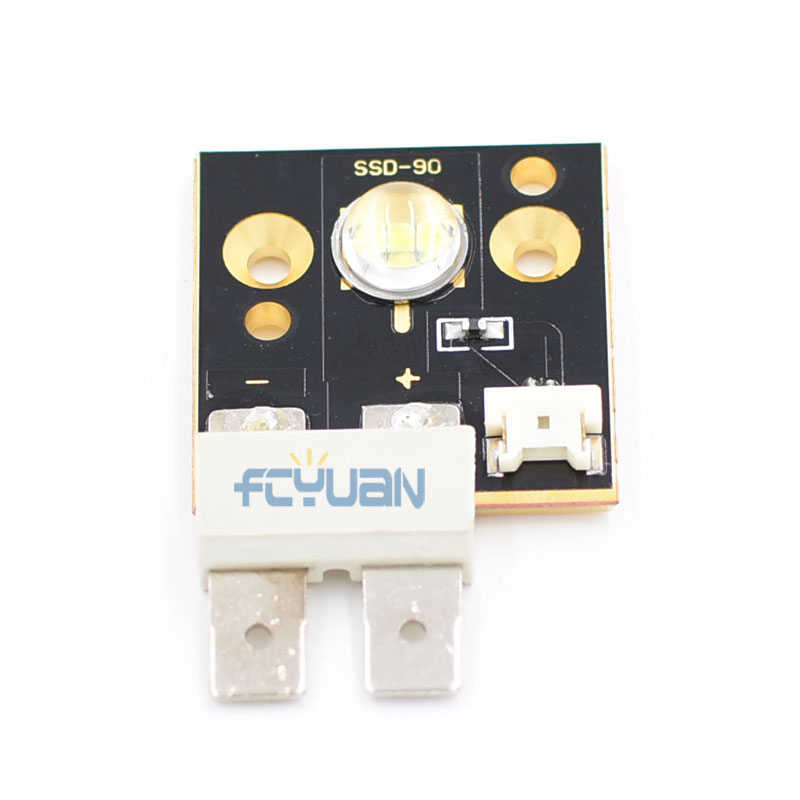 60w Led Moving Head Light Source 6500k 3000 Lumens Led Beam Moving Head Lights 60w Led Chip Module Single White Color cst90 sst90 white color 6500k 8000 lumens 16pcs chips 90w led light source