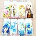 4 PCS beleza lol menina design de unhas de transferência de água adesivos decalques nail art decoração manicure ferramentas flor C208-211