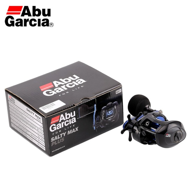 Abu Garcia SALTY MAX PLUS