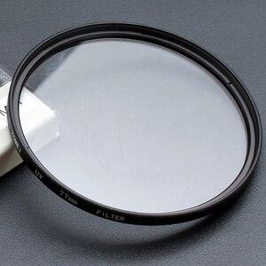Image 2 - ZOMEI Filtro Protector de lente para cámara réflex digital Filtro UV ultravioleta de 40,5, 49, 52, 55, 58, 62, 67, 72, 77, 82 y 86mm