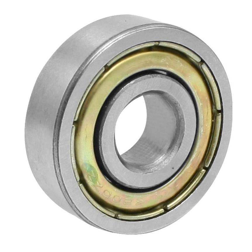 6200ZZ 2 Metal Shields Deep Groove Ball Bearing 10mm x 30mm x 9mm 2 pcs 6204 dual metal shields deep groove ball bearing 20mm x 47mm x 14mm page 10