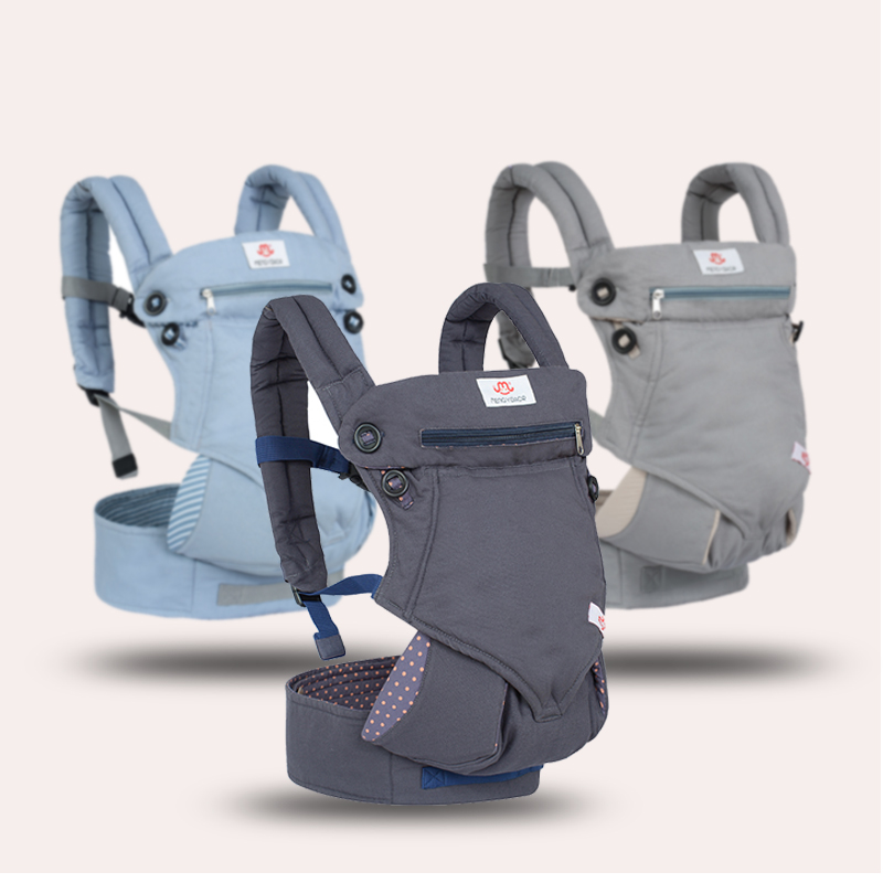 Ergonomic 360 Baby Carriers Backpacks 3 36 months Portable Baby Sling Wrap Cotton Infant Newborn Baby