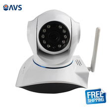 China Security Inside 720P 1.0MP Wireless Wifi Surveillance IP CCTV Camera with P2P Function TF Card