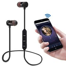 For Blackview BV9000 Pro BV8000 BV7000 BV6000 A10 A7 Pro S6 S8 Wireless Earphones Bluetooth Earpiece Music Earphone HIFI Earbud(China)