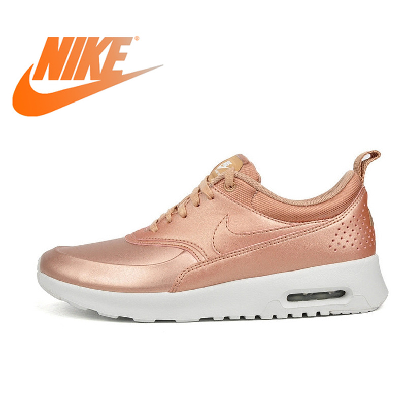 Originale NIKE In Pelle-made Impermeabile W AIR MAX THEA SE Runningg Scarpe Sneakers Outdoor Walking Scarpa Da Tennis delle Donne durevole 861674Originale NIKE In Pelle-made Impermeabile W AIR MAX THEA SE Runningg Scarpe Sneakers Outdoor Walking Scarpa Da Tennis delle Donne durevole 861674