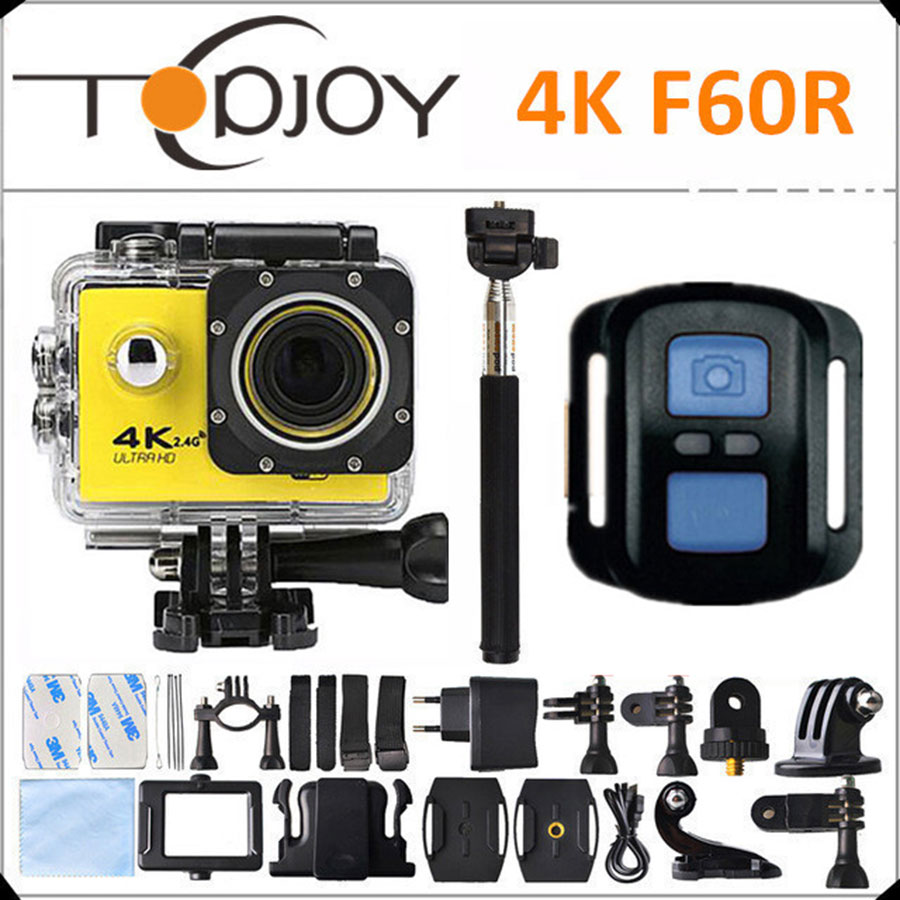 Sj8000b Action Kamera 4 K Wifi 1080 P Hd 16mp 4x Zoom Helm Cam 30 M Wasserdichte Sport Dv Mit Fernbedienung Unterhaltungselektronik