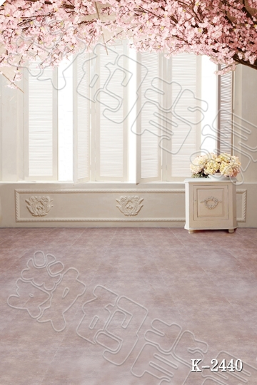 200 300cm Backgrounds For Photo Studio Cloth Photography Background Home Furnishing Pink Flowers Tree White Wall K