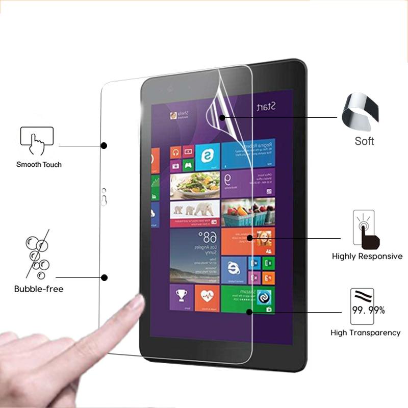 "Высокопрозрачная глянцевая Защитная пленка для экрана Dell Venue 11 Pro 10,8 ""планшет с защитой от царапин HD ЖК-экран Защитная пленка"