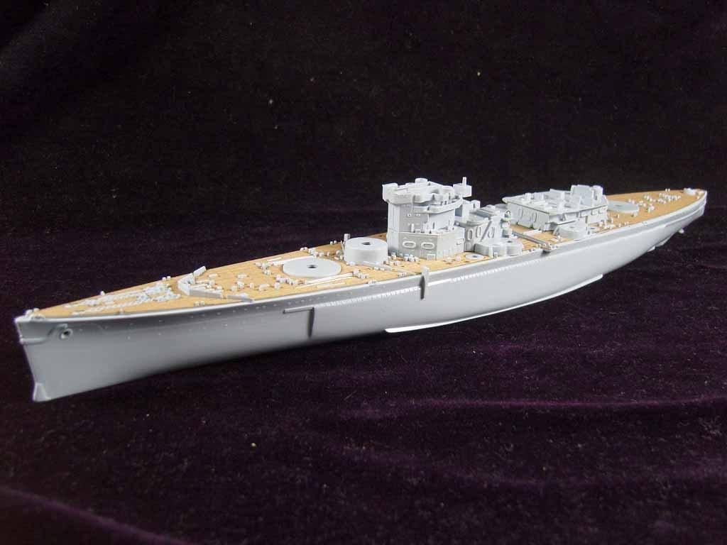 Airfix/A06205 George V British ARTWOX battleship wooden deck AW50027 цены онлайн