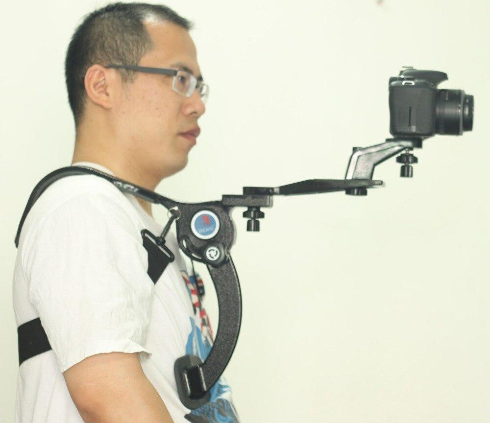 New Stabilizer Shoulder Support Pad Hands Free Camcorder Video DV DSLR Camera