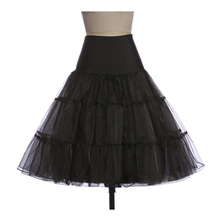 Tutu font b Skirt b font Silps swing Rockabilly Petticoat Underskirt Crinoline fluffy pettiskirt for Wedding
