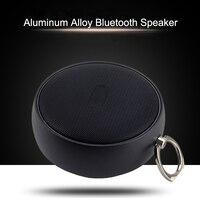 Protable Wireless Speaker Smart Bluetooth Loudspeaker Metal Stereo Sound Surround Built in Mic MP3 Subwoofen Audio