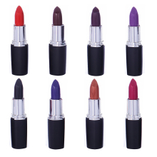 Lip gloss Bold Vivid Color Dark Red Black Grape Purple Red Blue Lipsticks