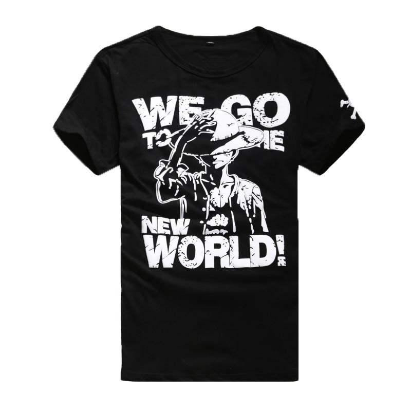 One Piece New World T-shirt - free shipping worldwide