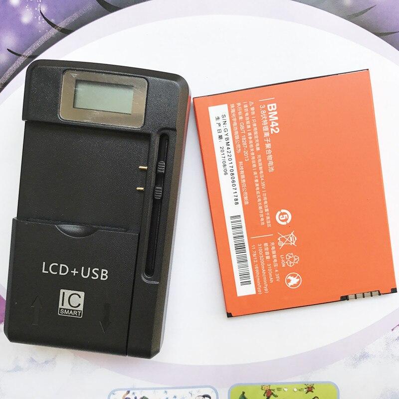 LCD 1-Note1-Battery Xiaomi Redmi Ce for Note-Hongmi Rice Desktop-Charger 2PCS 1PCS