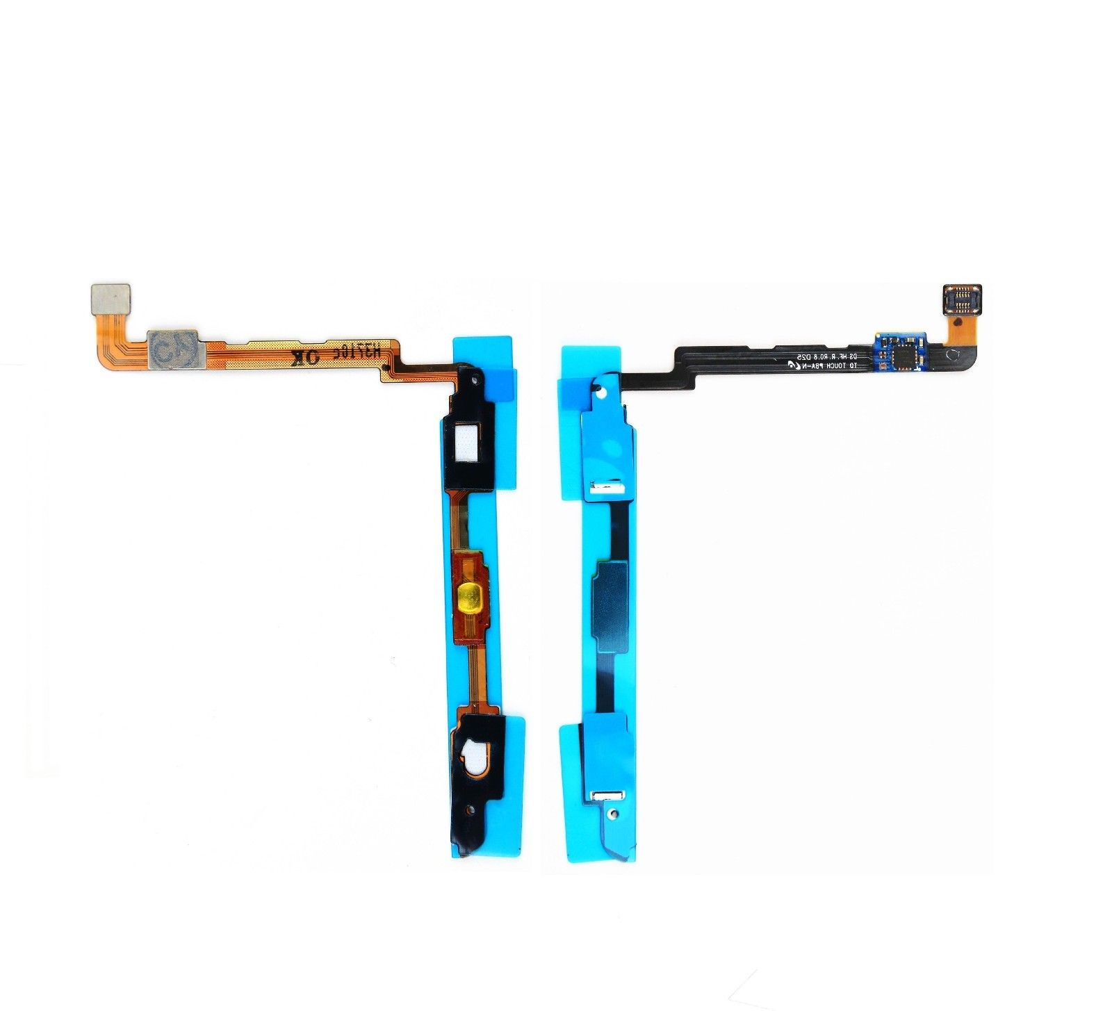 Sinbeda New For Samsung Galaxy Note 2 II N7100 Keyboard Sensor Touch Signal Home Button Menu Light Flex Cable