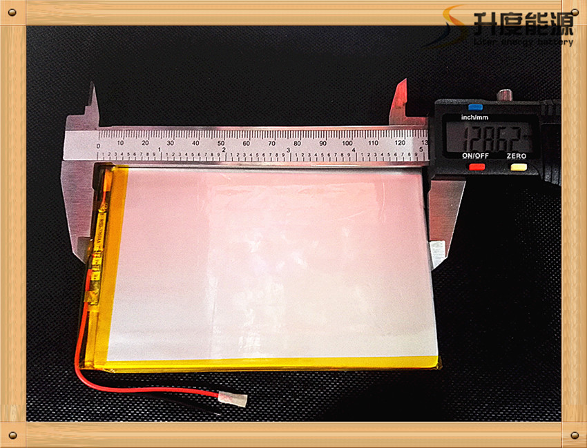 Free shipping 3.7V,5000mAH,[3088128] Polymer battery 9 inches tablet battery domestic the built-in rechareable battery