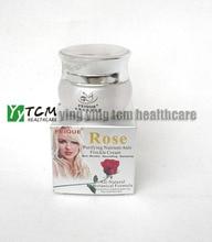 Rose whitening cream skin care anti freckle face