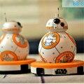 BB8 candeeiro de mesa O Filme Star Wars Action Figure BB-8 LEVOU luzes Luz da Noite de sono Tranquila Brinquedos para as crianças + caixa Original