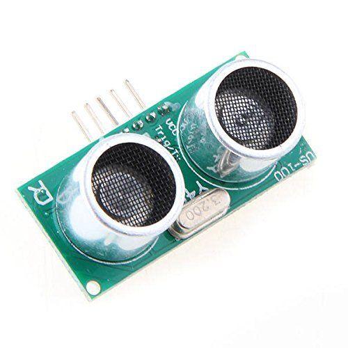 US-100 Ultrasonic Sensor Distance Measuring Module with Temperature Compensation