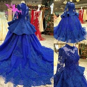 Image 2 - AIJINGYU robes de mariée robe de fiançailles états unis balle russe perles Sexy où acheter des robes de mariée robe de mariée grande taille