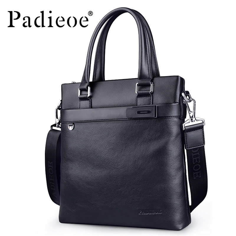 Durable Genuine Cow Leather Shoulder Bag High Quality Business men Flap Handbag Fashion Casual Tote Luxury men's Messenger Bag super hot 100% total cowhide men real leather business tote handbag messenger bag fashion casual men bag of whole cow leather