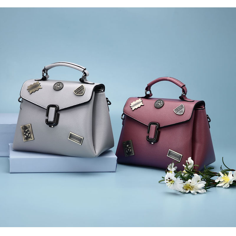 Female bag 019 new Korean version of the small square bag shoulder Messenger bag fashion