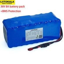 Е-байка 36В 8Ah 10S4P 500 w 18650 Перезаряжаемые аккумуляторной батареи, изменение велосипеды, электрических транспортных средств, е-байка 36В защиты с BMS резервного питания