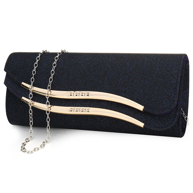 Sequined Envelope Clutch  4